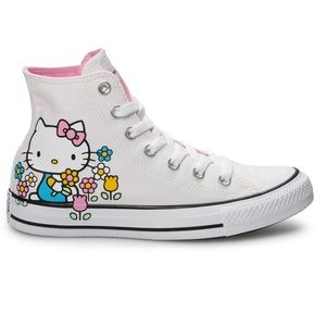 Converse | Hello Kitty Chuck Taylor High Top